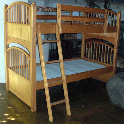 Stanley Kids Twin Bunk Bed Set